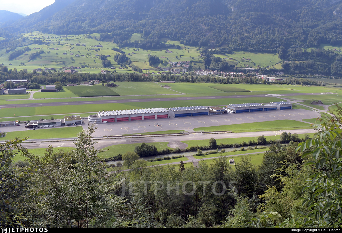 LSMA - Airport - Airport Overview