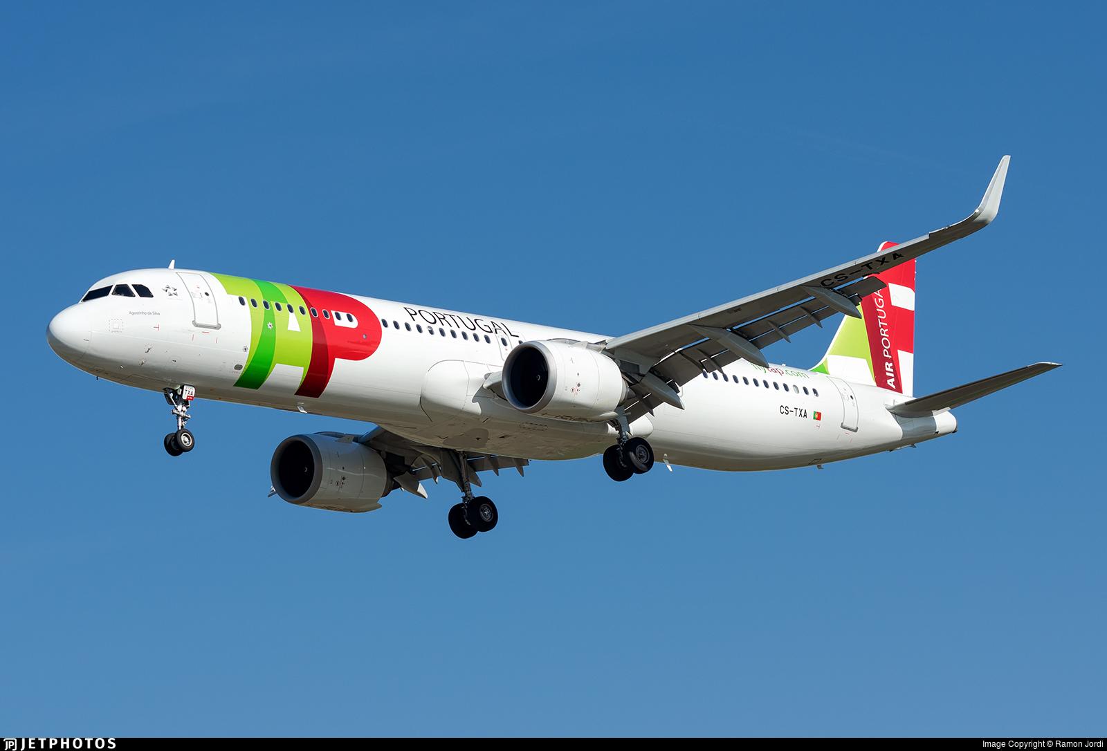 CS-TXA - Airbus A321-251NX - TAP Air Portugal
