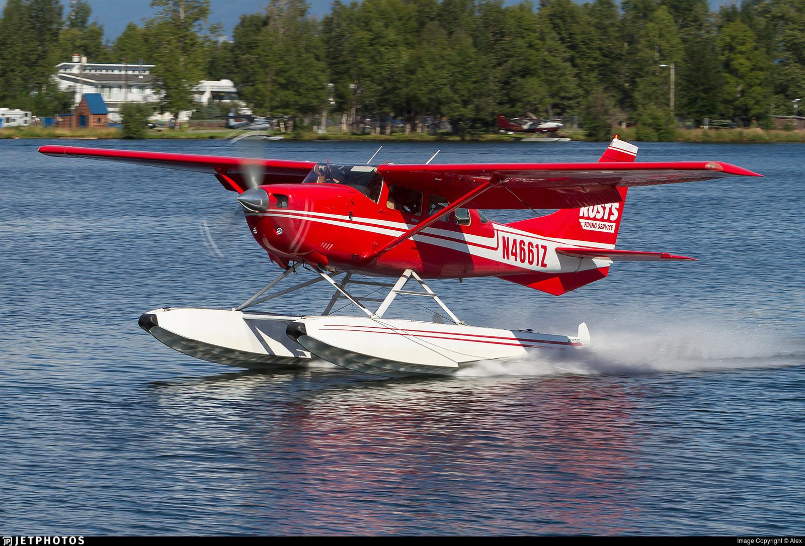 N4661Z - Cessna U206G Stationair - Rust's Flying Service