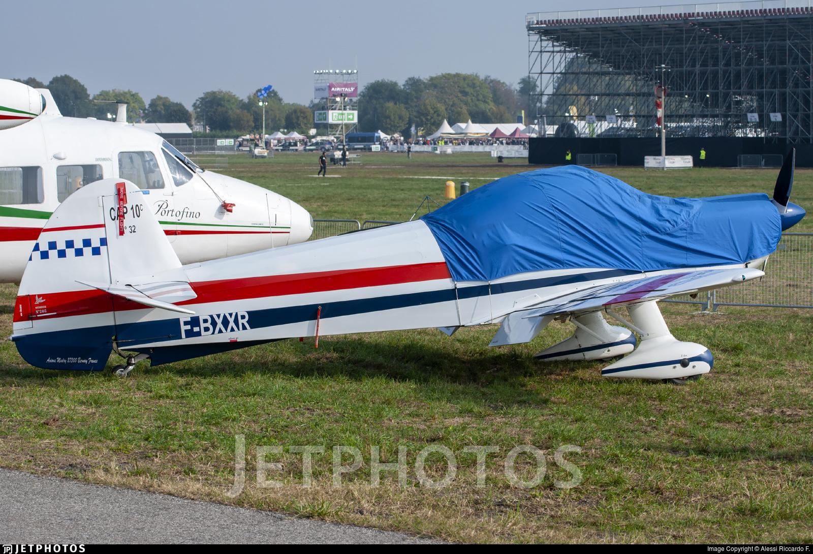 F-BXXR - Cap 10C - Private