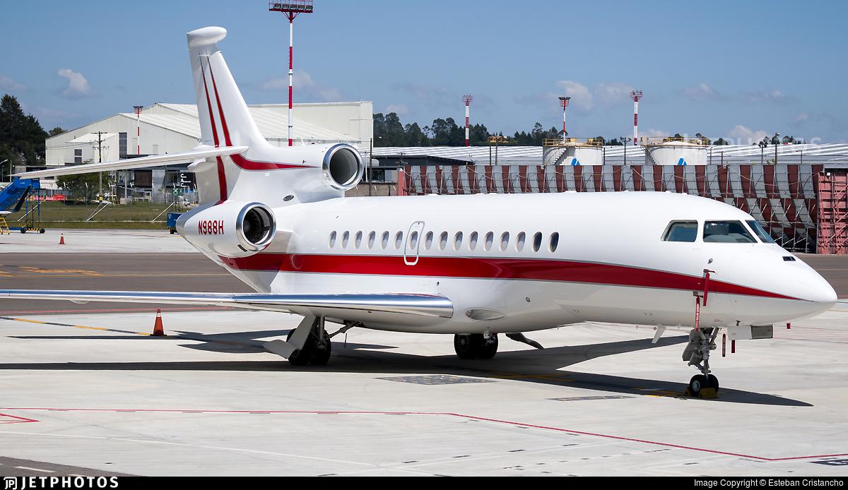 N988H - Dassault Falcon 8X - Honeywell Aerospace