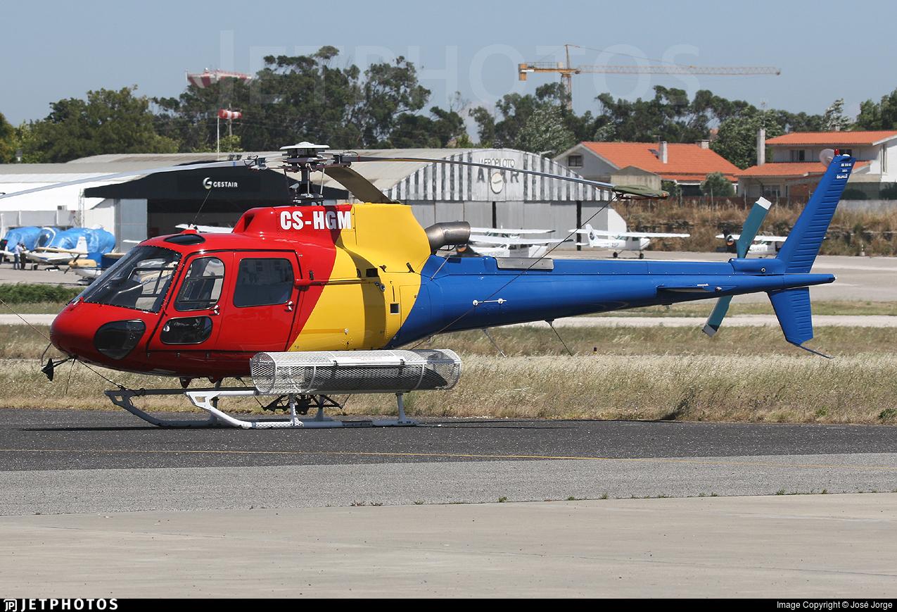 CS-HGM - Eurocopter AS 350B3 Ecureuil - HTA Helicópteros