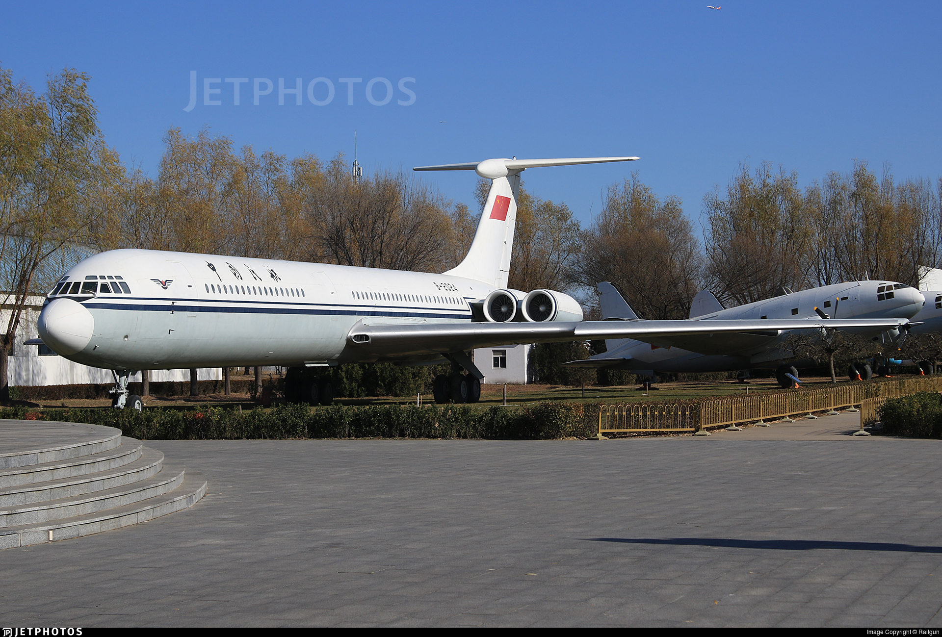 B-2024 - Ilyushin IL-62 - Civil Aviation Administration of China (CAAC)