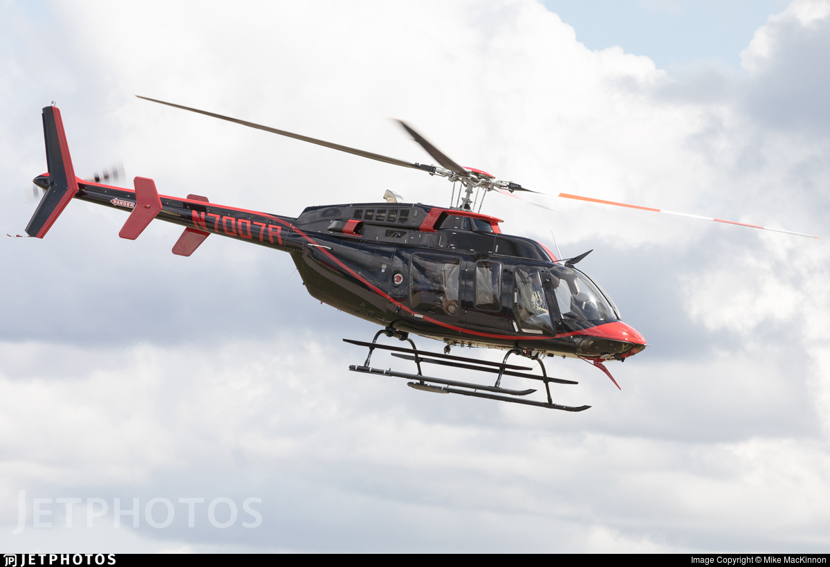 N7007R - Bell 407GXI - Private