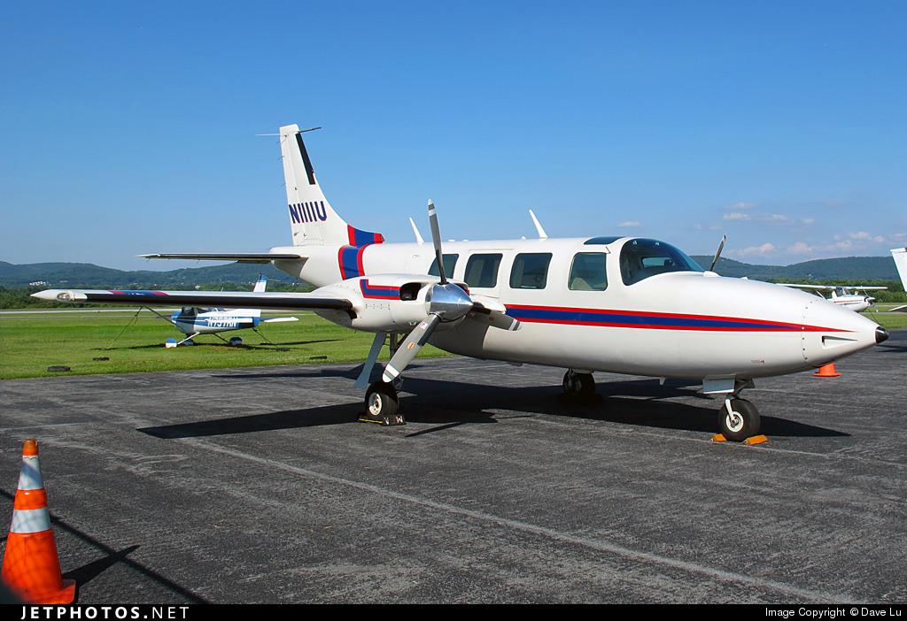 N1111U - Ted Smith Aerostar 600A - Star Child