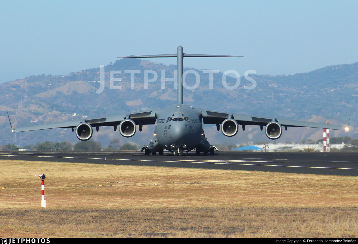 02-1101 - Boeing C-17A Globemaster III - United States - US Air Force (USAF)
