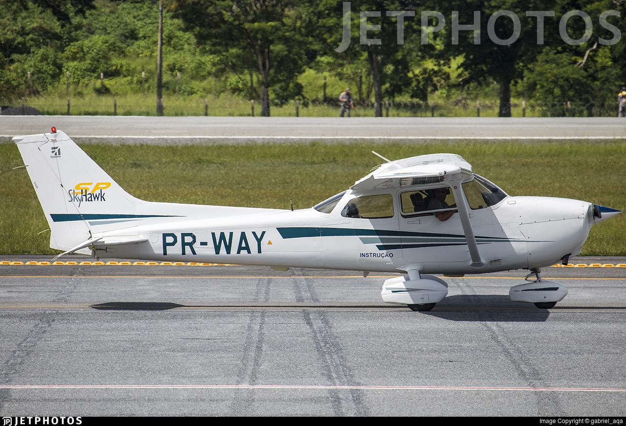 PR-WAY - Cessna 172S Skyhawk SP - Private