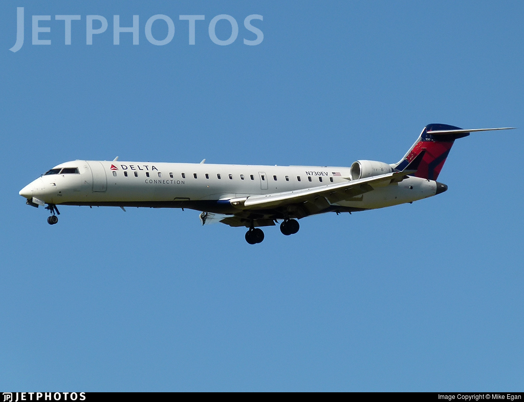 N730EV - Bombardier CRJ-701ER - Delta Connection (ExpressJet Airlines)