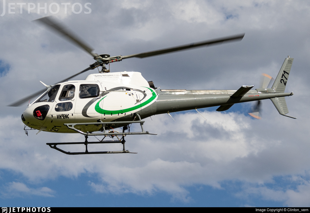 VH-ENC - Eurocopter AS 350B2 Ecureuil - Sydney Helicopters