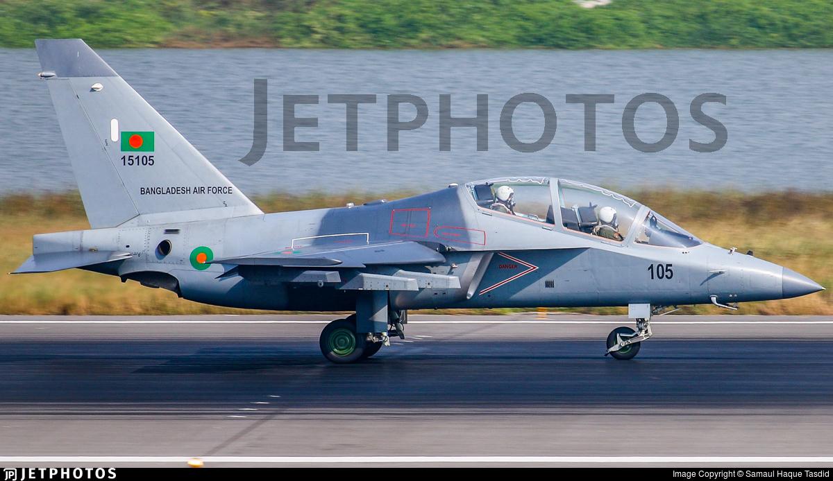 15105 - Yakovlev Yak-130 - Bangladesh - Air Force