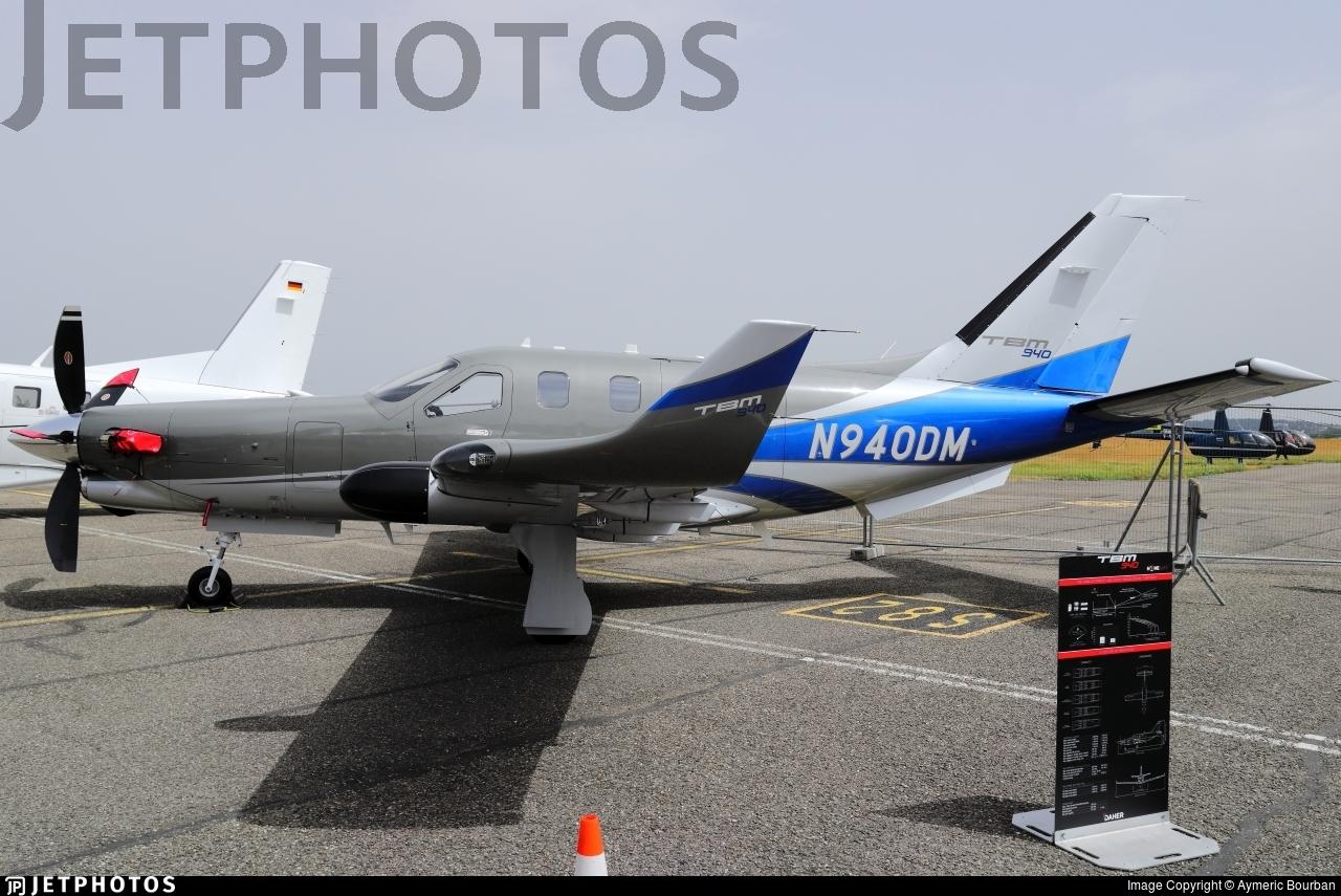 N940DM - Daher TBM-940 - Private