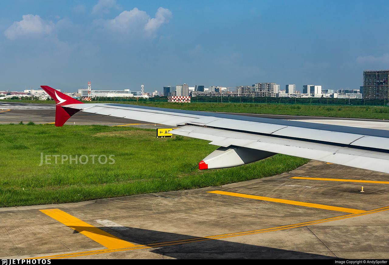 B-HSQ - Airbus A320-232 - Cathay Dragon