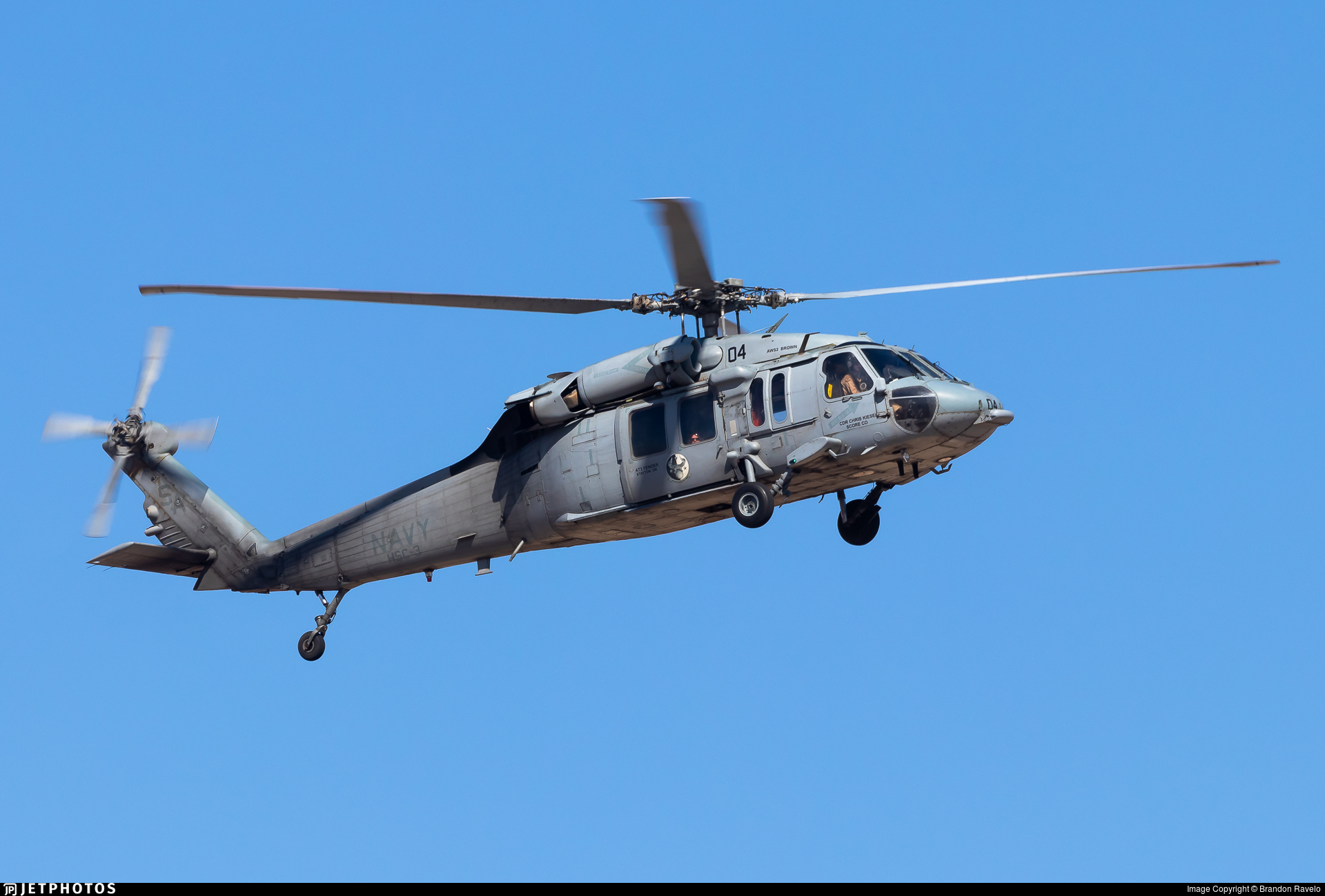 166293 - Sikorsky MH-60S Seahawk - United States - US Navy (USN)