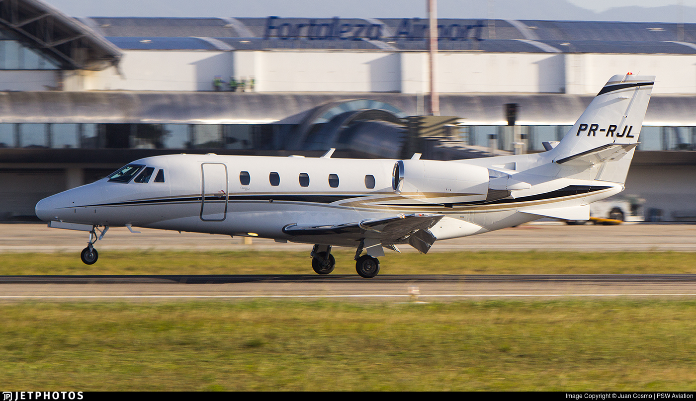 PR-RJL - Cessna 560XL Citation Excel - Private