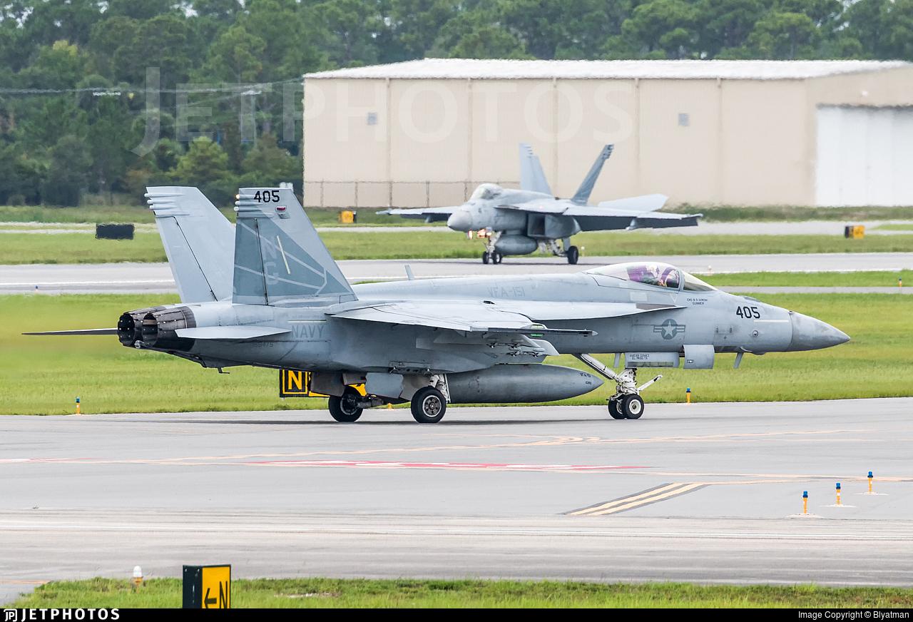 168475 - Boeing F/A-18E Super Hornet - United States - US Navy (USN)