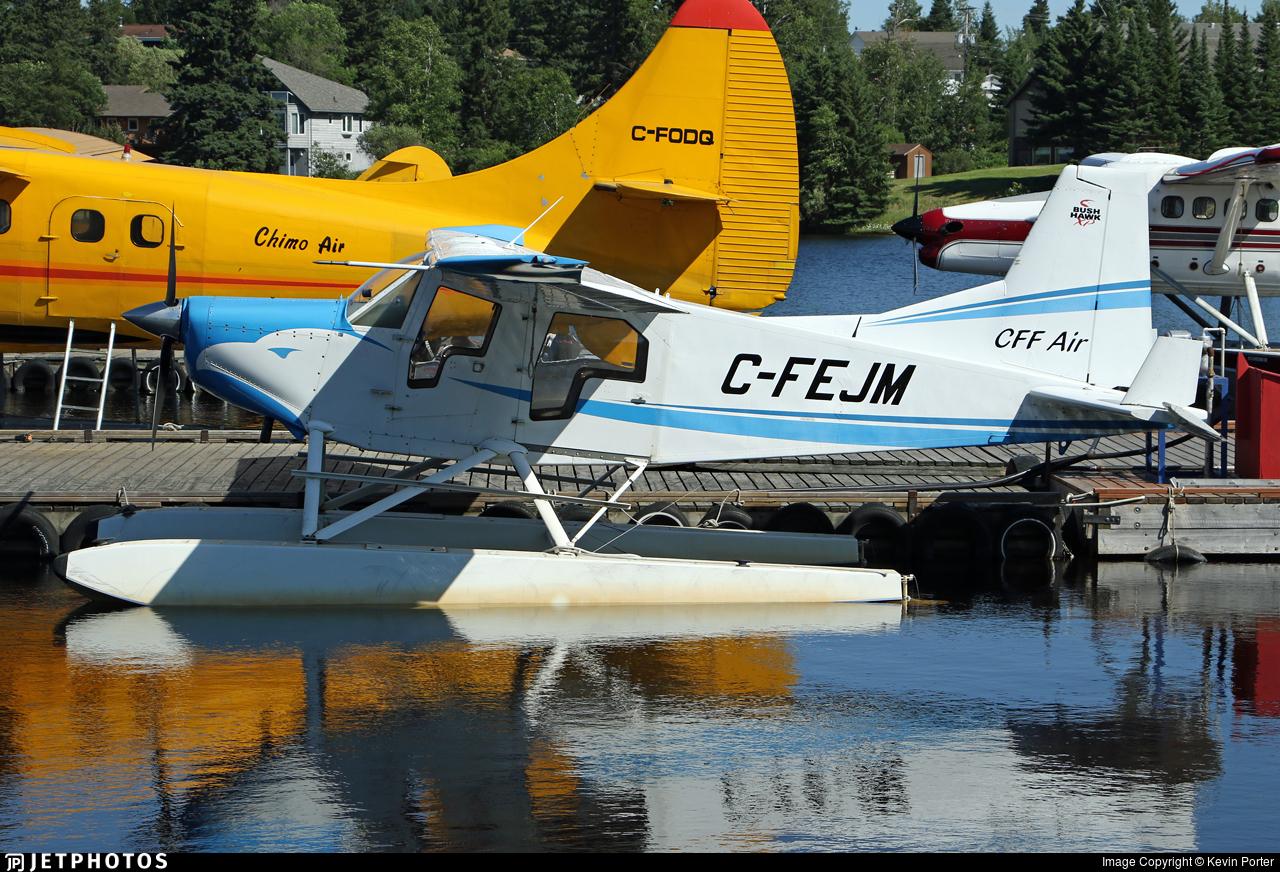 C-FEJM - Found Aircraft FBA-2C1 Bush Hawk XP - Private