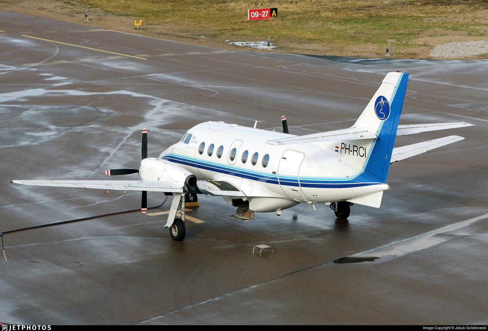 PH-RCI - British Aerospace Jetstream 32EP - AIS Airlines