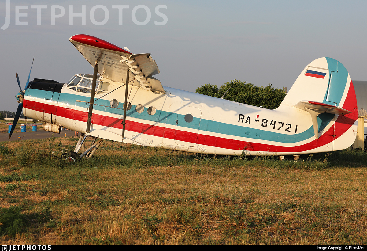 RA-84721 - PZL-Mielec An-2R - Private