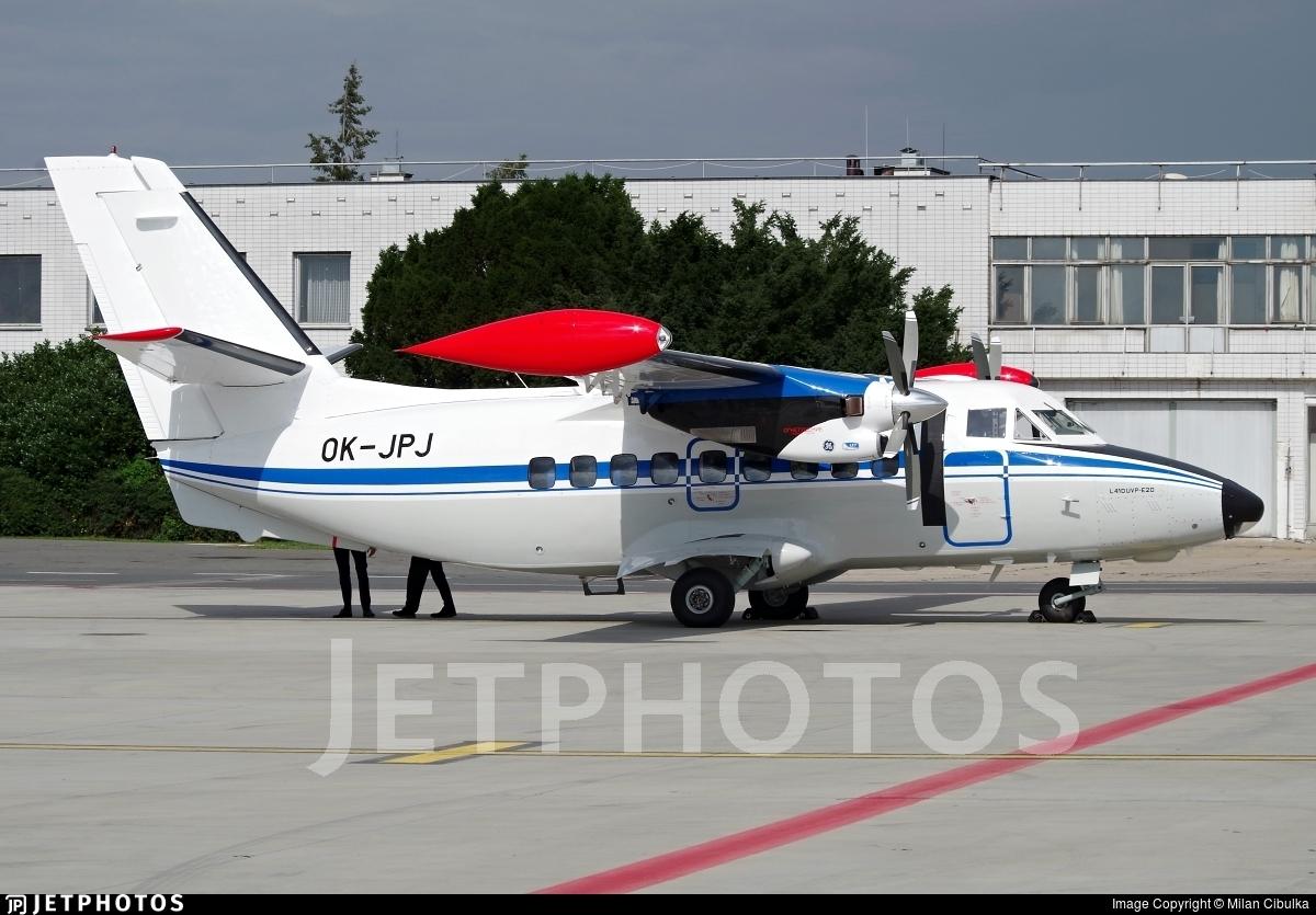 OK-JPJ - Let L-410UVP-E20 Turbolet - LET-Aircraft Systems