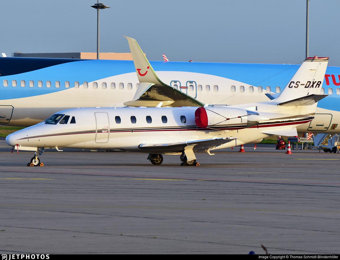 CS-DXR - Cessna 560XL Citation XLS - NetJets Europe