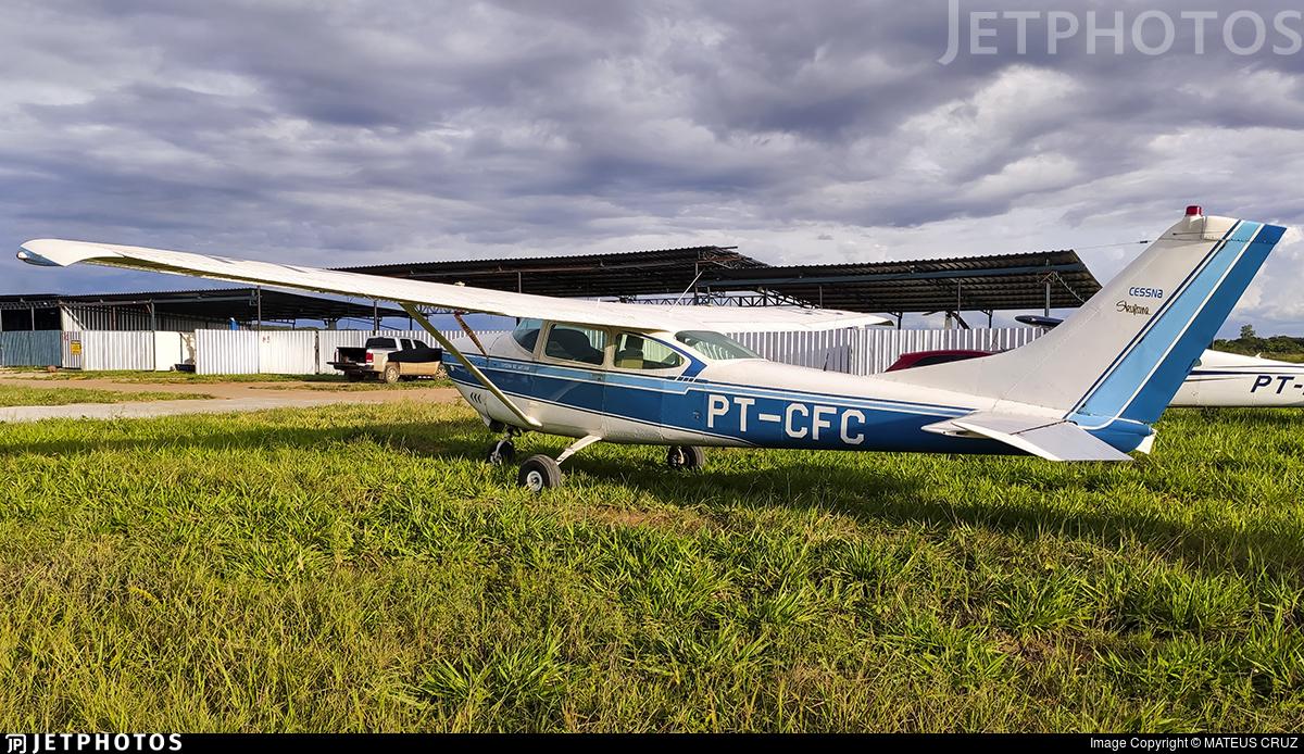PT-CFC - Cessna 182G Skylane - Private