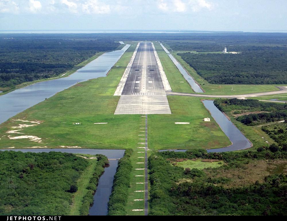 KTTS - Airport - Runway