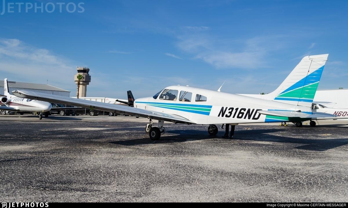 N316ND - Piper PA-28-151 Cherokee Warrior - Cirrus Aviation