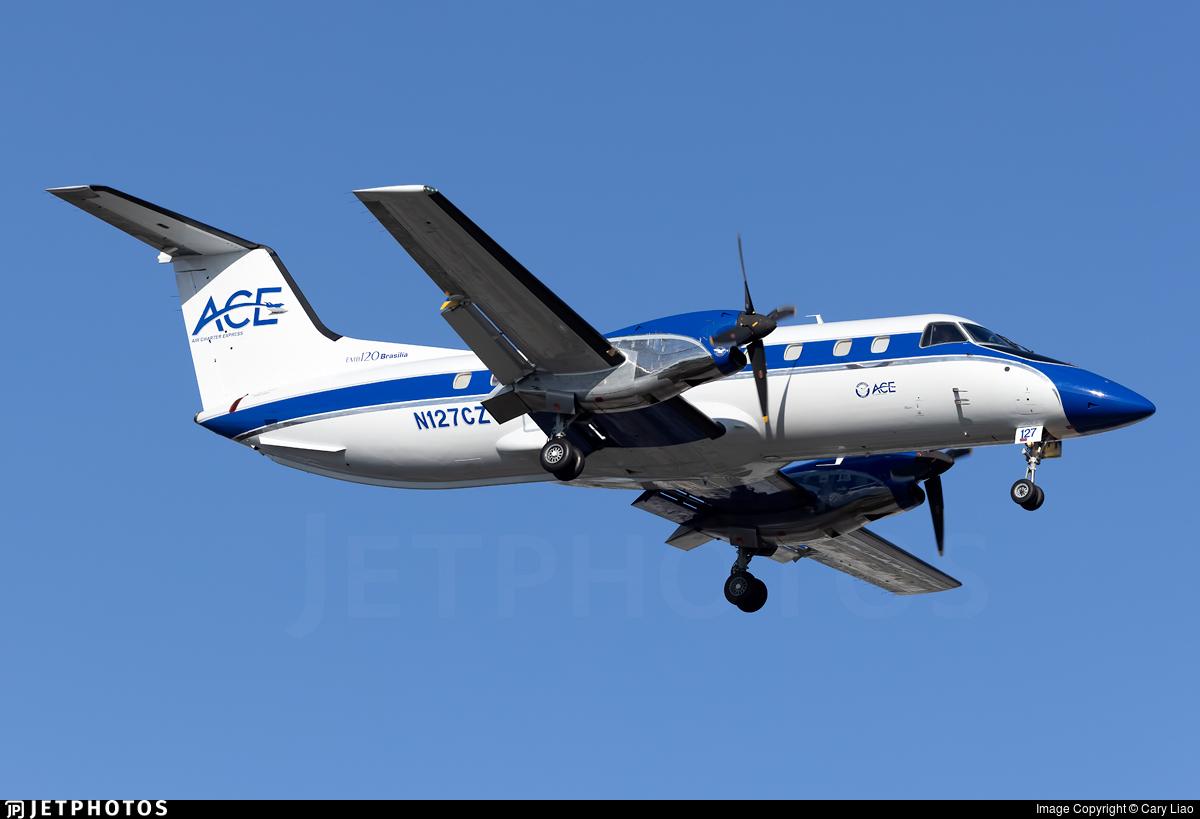 N127CZ - Embraer EMB-120ER Brasília - Air Charter Express