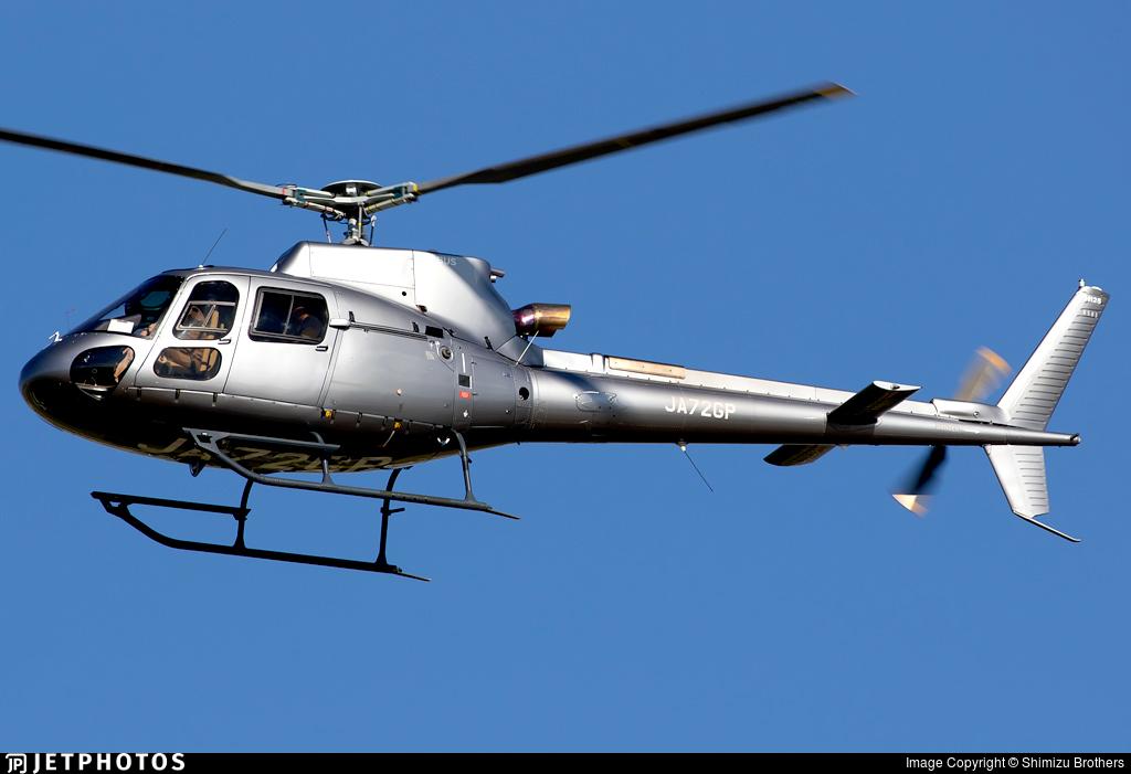 JA72GP - Aérospatiale AS 350B3 Ecureuil - Private