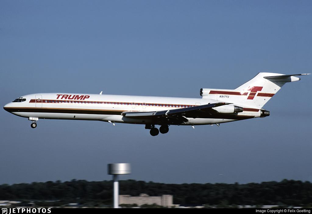 N917TS - Boeing 727-225 - Trump Shuttle