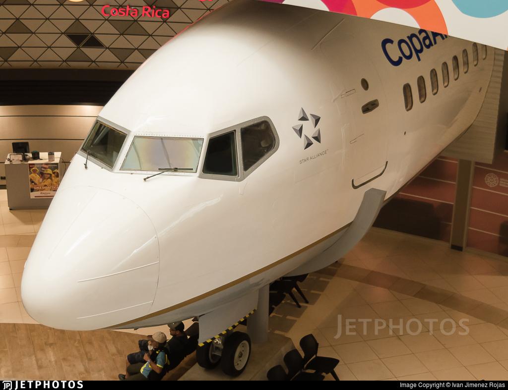 D-ABIF - Boeing 737-530 - Copa Airlines