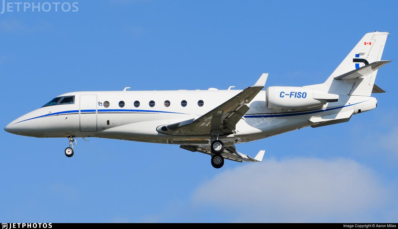 C-FISO - Gulfstream G200 - Skyservice Business Aviation