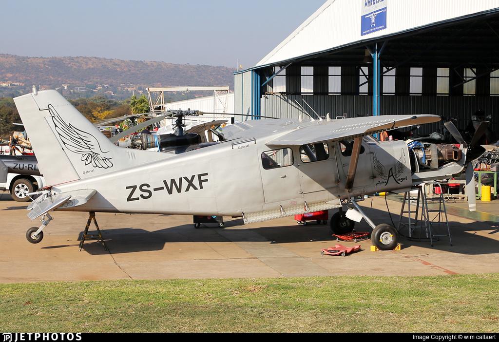 ZS-WXF - Atlas AL-60C-4M Kudu - Private