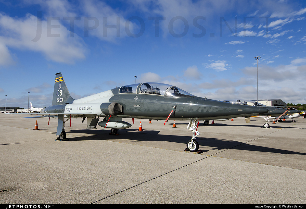 64-13203 - Northrop T-38C Talon - United States - US Air Force (USAF)