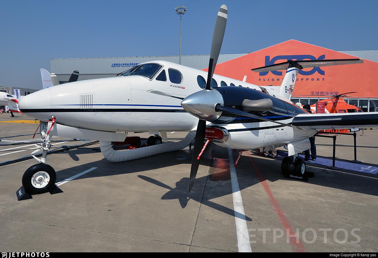 B-10DZ - Beechcraft B300 King Air 350i - AVIC Hebei General Aviation