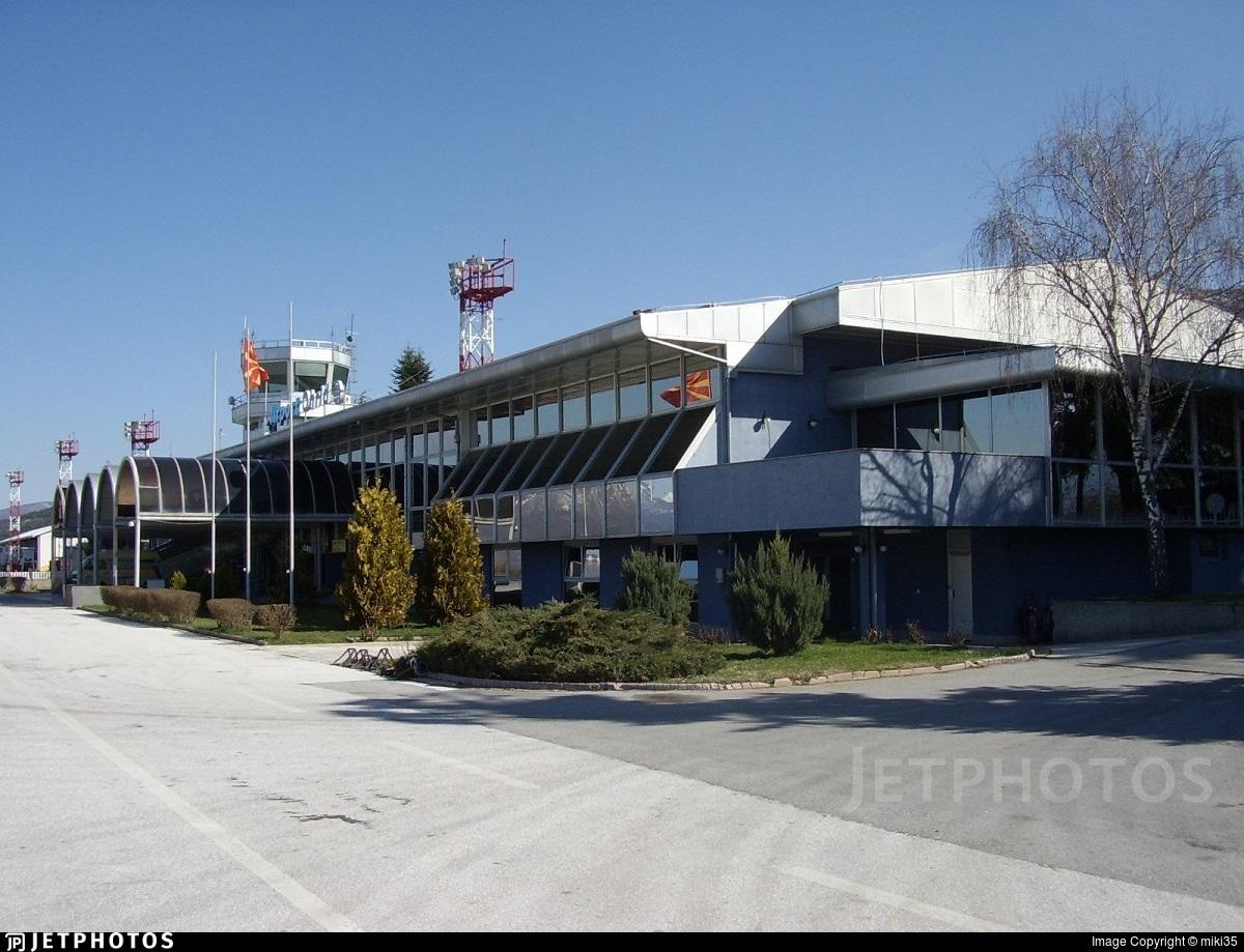 LWOH - Airport - Terminal