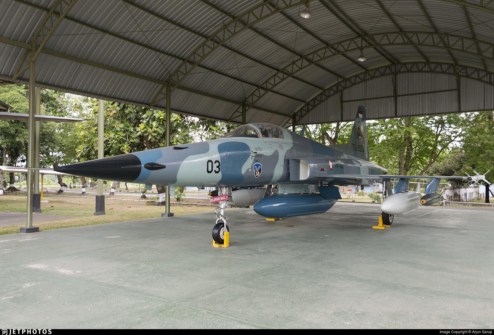TS-0503 - Northrop F-5E Tiger II - Indonesia - Air Force