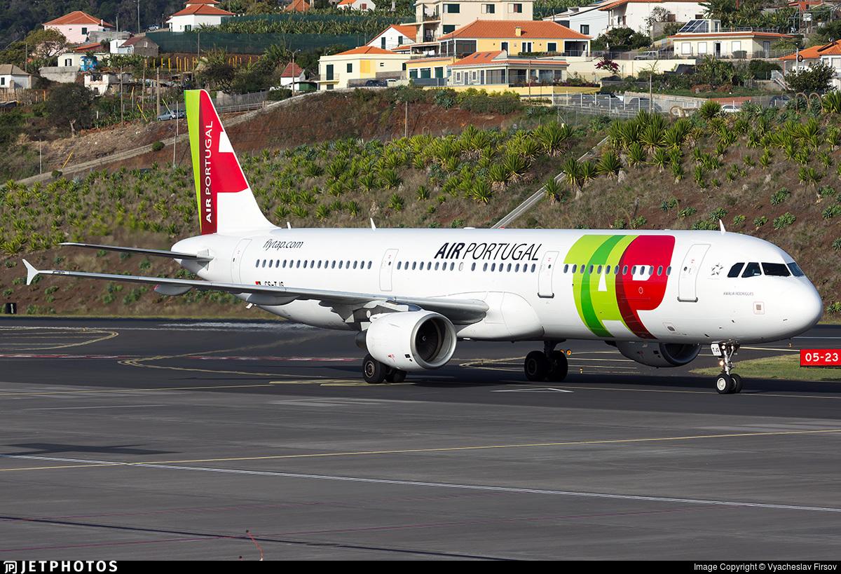 CS-TJG - Airbus A321-211 - TAP Air Portugal