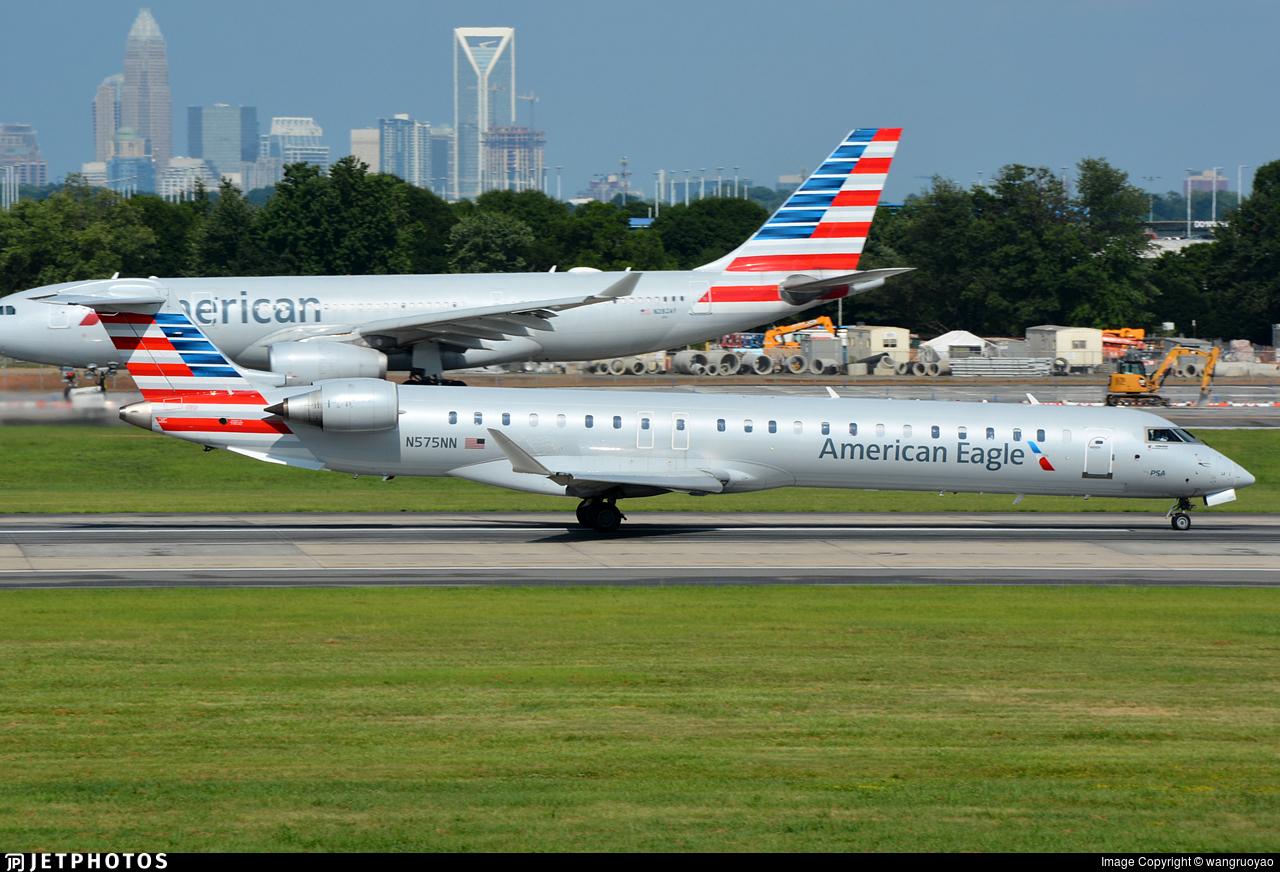 N575NN - Bombardier CRJ-900LR - American Eagle (PSA Airlines)