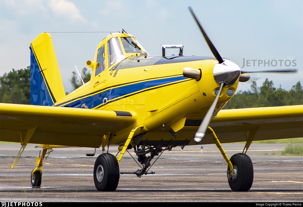 N40197 - Air Tractor AT-802 - Air Tractor
