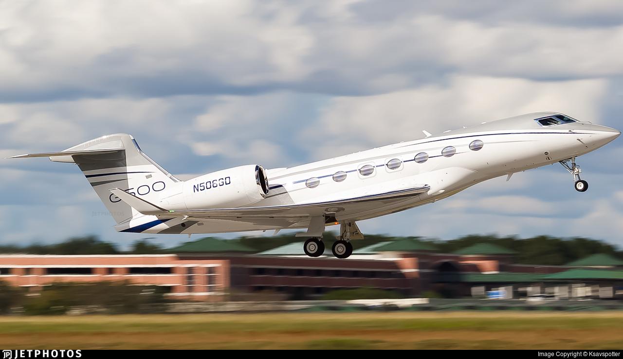 N508GD - Gulfstream G500 - Gulfstream Aerospace