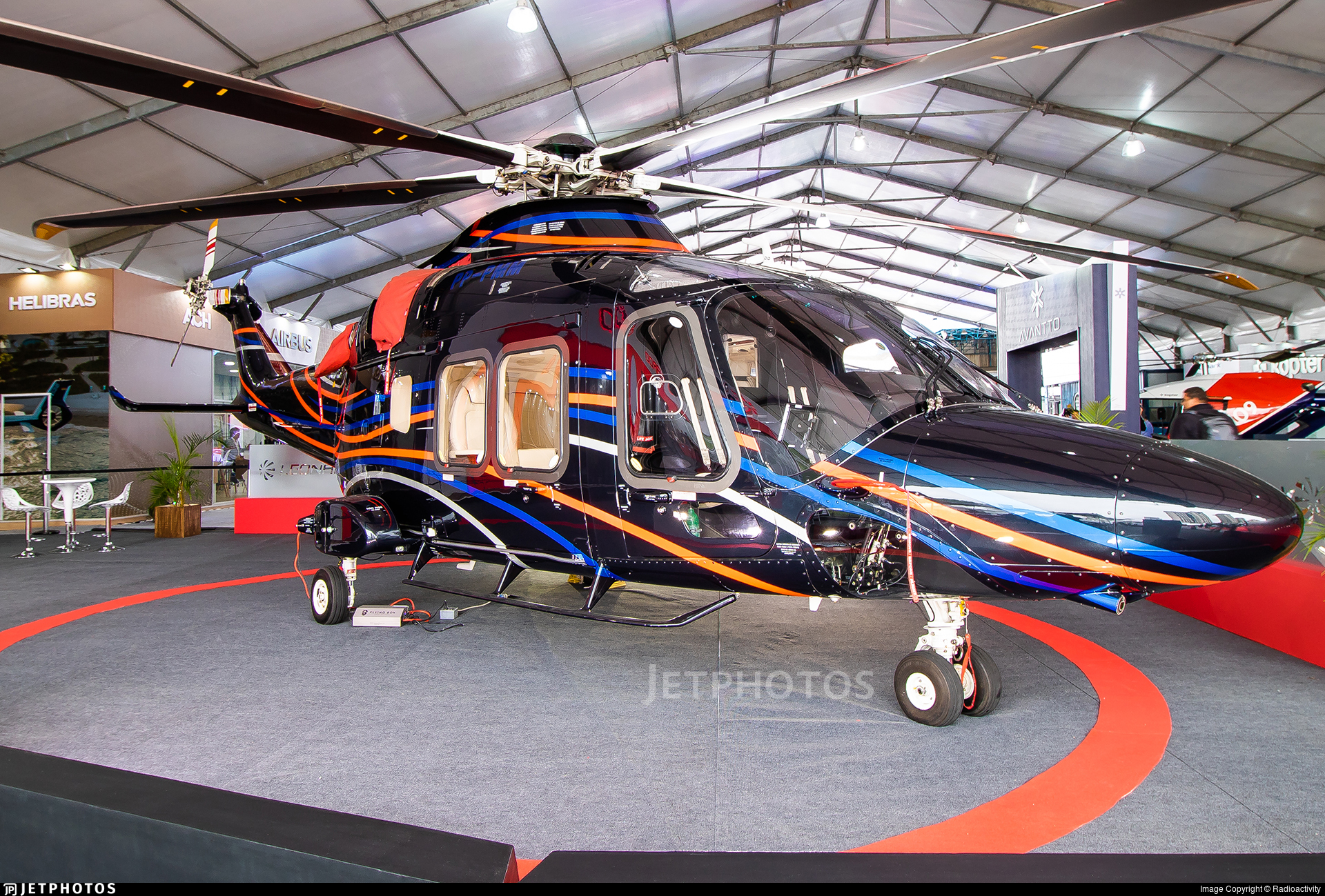 PP-PMM - Agusta-Westland AW-169 - Private