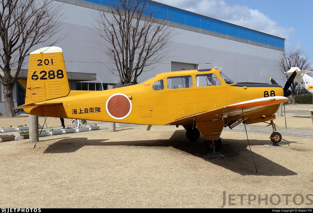 6288 - Fuji KM-2 - Japan - Maritime Self Defence Force (JMSDF)