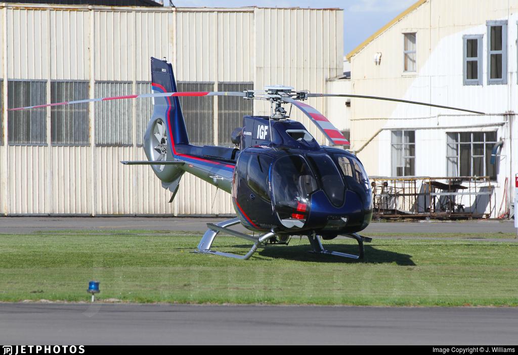 ZK-IGF - Eurocopter EC 130B4 - Garden City Helicopters