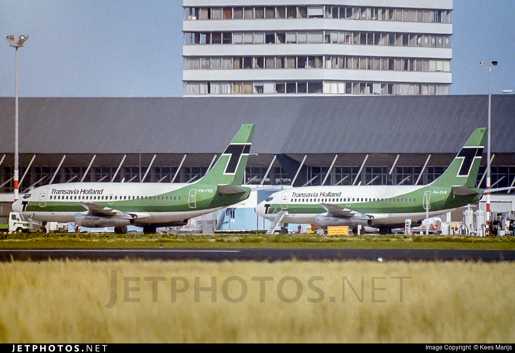 PH-TVS - Boeing 737-2K2(Adv) - Transavia Holland
