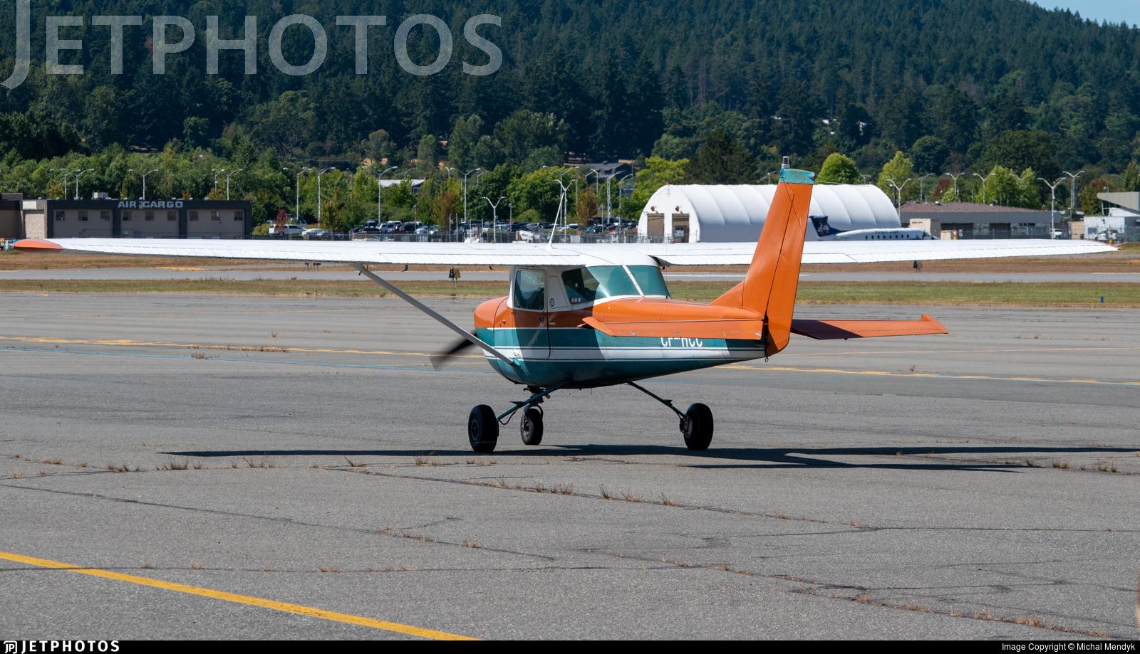 CF-HCC - Cessna 150H - Private