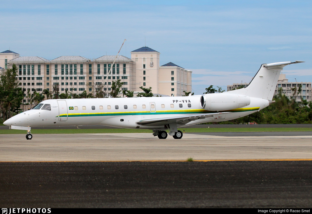 PP-VVA - Embraer ERJ-135LR - Private