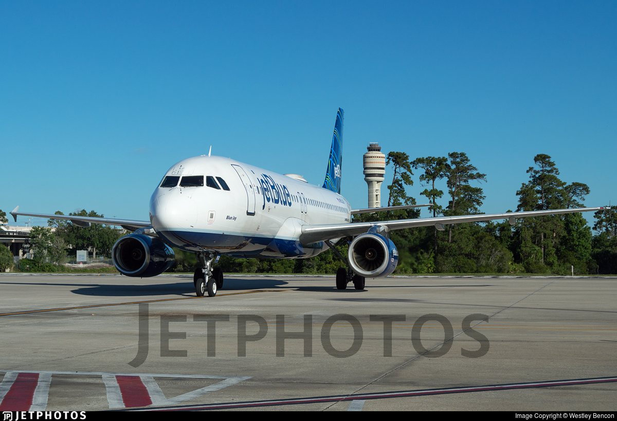 N552JB - Airbus A320-232 - jetBlue Airways