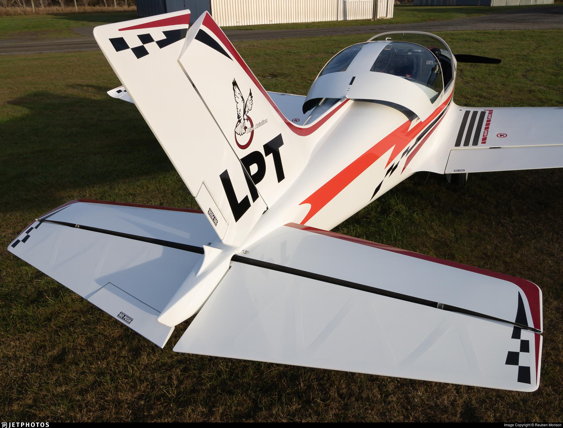 ZK-LPT - Alpi Pioneer 300STD - Private
