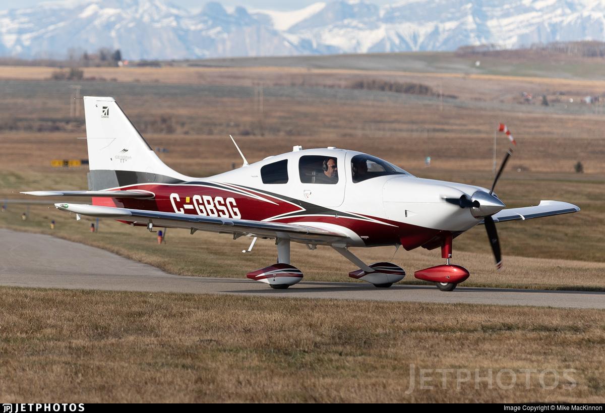 C-GBSG - Cessna T240 Corvalis TTX - Private